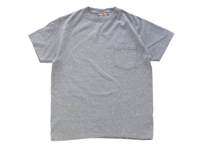 GOODWEAR【グッドウェアー】POCKET TEE *OXFORD