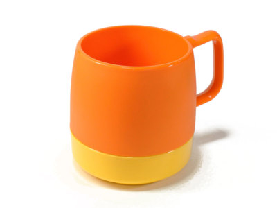 DINEX【ダイネックス】INSULATED CLASSIC MUG CUP 2TONE*ORANGE/YELLOW
