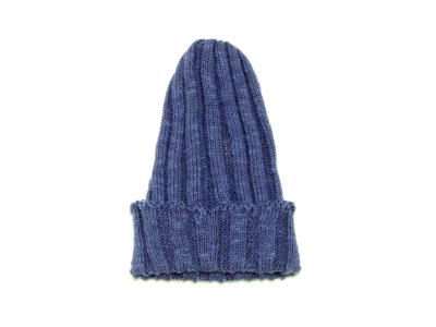 HIGHLAND2000【ハイランド2000】LINEN/COTTON WATCH CAP *BLUE