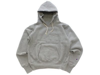 CHAMPION【チャンピオン】REVERSE WEAVE PULLOVER HOODED PARKA *OXFORD