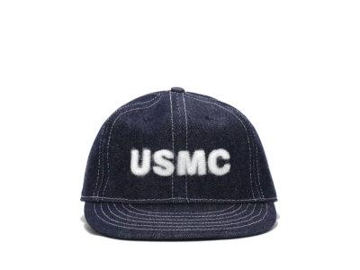 COOPERSTOWN BALL CAP【クーパーズタウン ボールキャップ】'22 USMC CAP *DENIM
