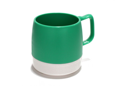 DINEX【ダイネックス】INSULATED CLASSIC MUG CUP 2TONE *GREEN/OFF WHITE