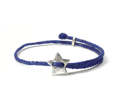 SCOSHA【スコーシャ】SIGNATURE STAR BRACELET #SB13.2 *ROYAL