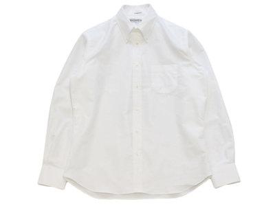 INDIVIDUALIZED SHIRTS【インディビジュアライズドシャツ】B.D SHIRT *GREAT AMERICAN OX WHITE / STANDARD FIT