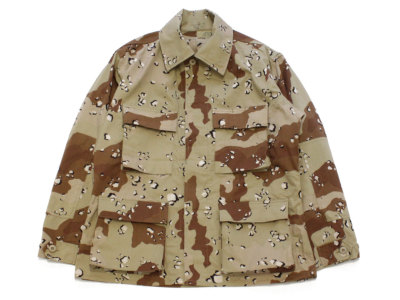 MILITARY【ミリタリー】U.S. 6COLOR DESERT BDU JACKET / DEADSTOCK