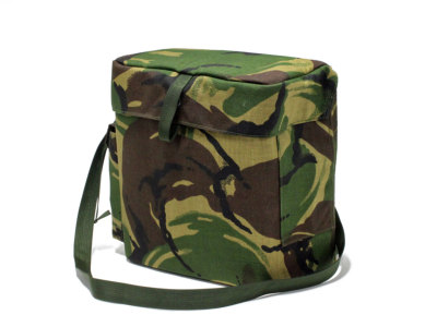 MILITARY【ミリタリー】BRITISH MILITARY FIELD PACK *DPM CAMO / DEADSTOCK