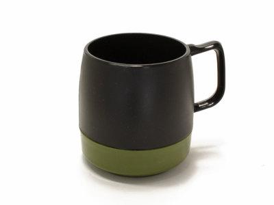 DINEX【ダイネックス】INSULATED CLASSIC MUG CUP 2TONE *BLACK/OLIVE