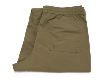 BURLAP OUTFITTER【バーラップ アウトフィッター】TRACK PANTS *COYOTE
