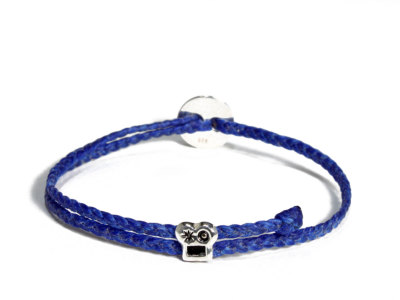 SCOSHA【スコーシャ】SIGNATURE BRIAN SLIDER BRACELET #SB4.3 *ROYAL